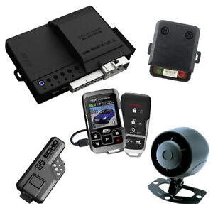 Excalibur Remote Start & Car Alarm System w/ 1 Mile Range Color LCD 2-Way Remote