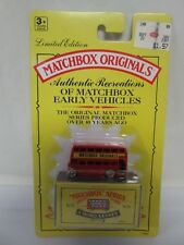 Matchbox Originals London Bus No 5