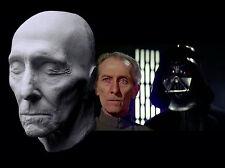Peter Cushing Life Mask Plaster Lifecast Bust Star Wars Doctor Who Hammer Horror