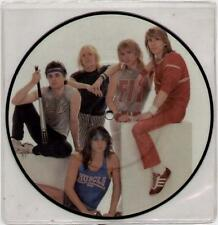 "GIRL Thru The Twilight  7"" Picture Disc, Orig 1981 Ltd Edition Nwobhm Single, B/"