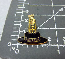 ROYAL ORDER OF JESTERS lapel pin, Hat shaped, court 116