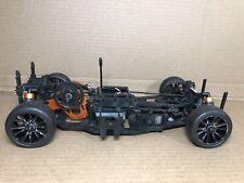 Hpi Sprint 2 Roller/Rolling Chassis W Servo & Tires/wheels #3870