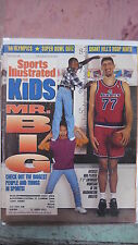 February 1996 Gheorghe Muresan Washington Bullets Sports Illustrated For Kids