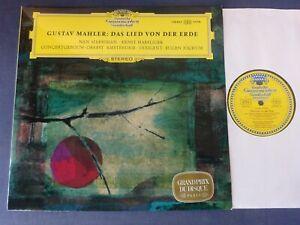 TULIPS NM MAHLER - DAS LIED VON DER ERDE LP, Concertgebouw, Jochum, DG 138 865