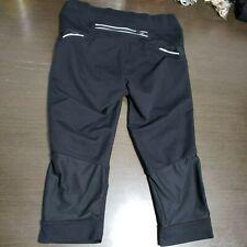 Athleta Active Wear Athletic Black Crop Capri Shorts Athletic Leggings XS