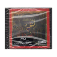 Slayer CD Seasons IN The Abyss Neuf Scellé 0886971288421