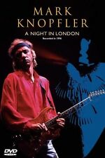 MARK KNOPFLER 'A NIGHT IN LONDON' DVD  NEW+!