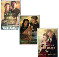 Southold Chronicles 1-3 A Place in His Heart by Rebecca DeMarino (Paperbacks)