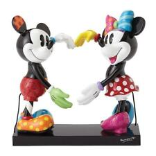 Disney Britto 4055228 Mickey and Minnie Mouse Figurine