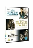 A Tale Of Two Cities/Oliver Twist/Great Expectations [DVD][Region 2]