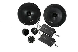Kicker 46CSS654 - 6.5″ 100 Watts RMS Component Speakers - AUS WARRANTY!