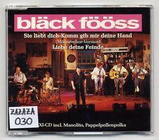 Bläck Fööss Maxi-CD Sie Liebt Dich - Komm Gib Mir Deine Hand - the beatles COVER