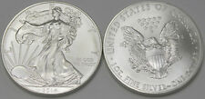 2014 .999 Fine Silver American Eagle $1 BU Dollar Coin - Free Shipping!