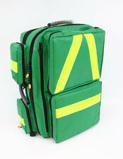 EMT, BACKPACK ,KITTED, FIRST AID, DOCTOR, FIRST RESPONDER, FIRST AID, EMERGENCY