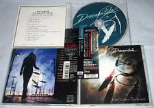 Dreamtide - Here Comes the Flood JAPAN CD (2001) +1 BONUS w/ STICKER