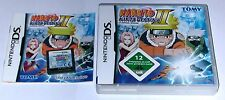 Gioco: Naruto NINJA DESTINY II (2) per NINTENDO DS LITE + + + DSi XL + 3ds 2ds