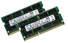 "2x 8gb 16gb di RAM 1600 MHz MacBook Pro 9,2 md102d/a 2,90 GHz 13,3"" Apple ddr3 i7"