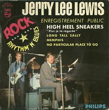EP FRENCH biem JERRY LEE LEWIS  1964