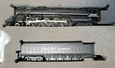 Bachmann - Niagara 4-8-4 w/Smoke, HD Light & Tender-Steam Locomotive - HO Scale