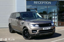 Range Rover Sport Cars Diesel 1 excl. current Previous owners