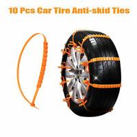 Zip Grip Go zip tie Emergency Tire Traction Aid for Snow mud Car Van Truck Chain