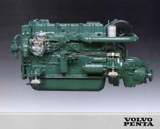 Volvo Penta Marine Diesel MD 1B 2B 3B 5A 6A 7A 21A 31A 32A 41A Service Manuals