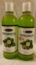 2X Shampoo de Bergamota, Bergamot Shampoo, {2 Bottles of Shampoo} { Karla Di }