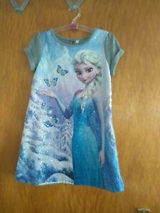 Mädchen Kleid Elsa Gr. 116