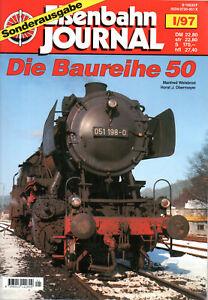 Eisenbahn Journal Sonderausgabe I/1998: Die Baureihe 50