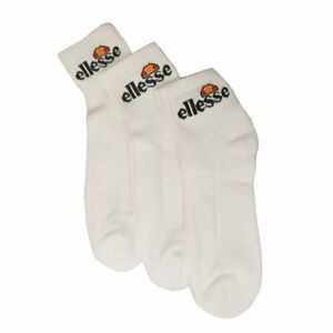 Socks Ellesse Arrom3Pk White Unisex