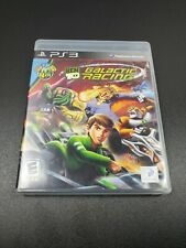 Ben 10 Galactic Racing Sony Playstation 3 PS3 2011 Complete