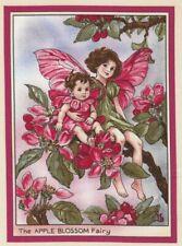 Vignette de Tissu Fée des fleurs The Apple Blossom Fairy