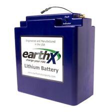 EarthX Etx900 Lithium Battery for Experimental Aircraft & Race CarS [Ltx900]