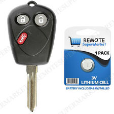 Replacement for Saab 2005-2009 9-7x 9 7x Remote Fob Key Uncut Keyless Entry Car
