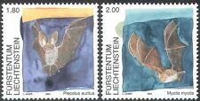Liechtenstein 2006 Bats/Animals/Nature/Conservation/Environment 2v (n42323)