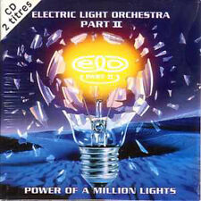 CD SINGLE ELO - Electric Light Orchestra	Power of a million lights 2-track CARDS