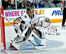 ** Marc-Andre Fleury **  Vegas Golden Knights Autographed 8x10 Photo (RP)