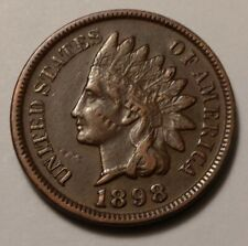 1898 Indian Head Cent 2705