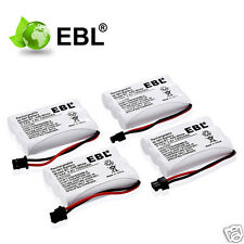 4 x 1000mAh Ni-MH Battery For Uniden BT-446 BT-1005 Home Cordless Phone