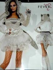 Sexy Damas Wolf Tutú Disfraz Halloween Vestido de fantasía medio Reino Unido 12-14