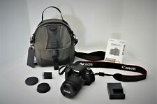 Canon EOS 77D 24.2MP Digital SLR Camera - With EF-S 18-135mm Lens - Tumi Bag