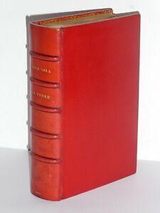 EMILE ZOLA LA TERRE EDITION ORIGINALE EXEMPLAIRE NUMEROTE SUR HOLLANDE 1887