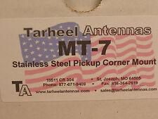 MT-7....Corner bed mount 3/8-24 coax stud....Tarheel Antennas..