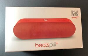 Beats by Dr Dre Pill+ Wireless Bluetooth Speaker [ RED Special Edition ] NEW