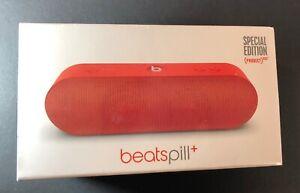 Beats By Dr Dre Comprimé + Bluetooth sans Fil Enceinte [ Rouge Édition Spéciale]