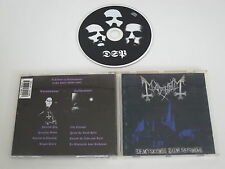 MAYHEM/DE MYSTERIIS DOM SATHANAS(DSP ANTI-MOSH 006) CD ALBUM