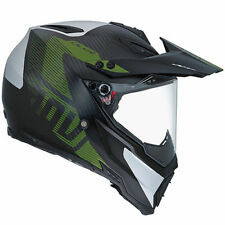 Not Rated Dual Sport AGV Motorcycle Helmets