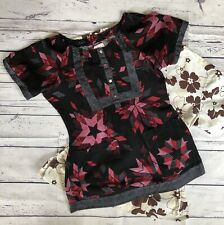 New listing Koi Scrub Top By Kathy Peterson S Lot Of Two