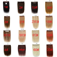 """16""""18""""22""""One Piece Real Human Hair Extensions & Hair pieces Highlight  Clip In"""