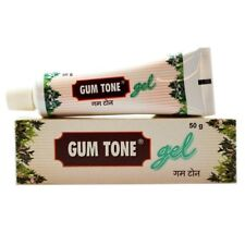 2 Gum Tone Gel 50 gm from Charak Herbal Tooth Paste ayuveda Bleeding Gums